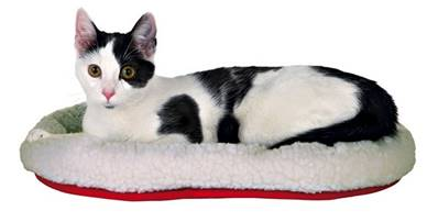 Trixie Cuddly Bed For Cats 45cm